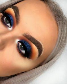 Gorgeous Makeup: Tips and Tricks With Eye Makeup and Eyeshadow – Makeup Design Ideas Makeup Eye Looks, Cute Makeup, Glam Makeup, Pretty Makeup, Skin Makeup, Eyeshadow Makeup, Makeup Inspo, Makeup Inspiration, Eyeliner