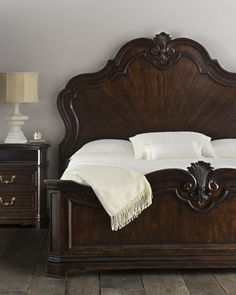 furniture by Ralph Lauren- bedroom set with nightstand