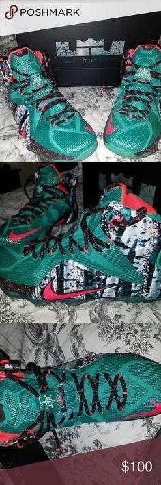 Cheap Buy Online Nike Zoom Soldier 7 Lebron James Cheap sale Bla