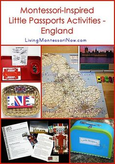Blog post at LivingMontessoriNow.com : I've enjoyed all the Little Passports packages, but the England package was one of my very favorites! Not only did I like the 3-D bus activi[..]