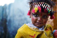 Indian baby gipsy - Jaisalmer - India    Pierre Turtaut  http://www.flickr.com/photos/pierreturtaut