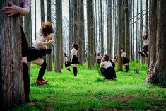 forest- The Clone Photography of Daisuke Takakura