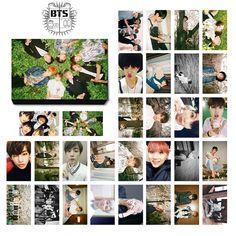 BTS / Bangtan Boys In The Mood For Love Pt. 1 Lomo Photocard Set