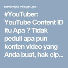 Youtuber tips untuk mengatasi masalah terjadi kesalahan coba lagi youtuber youtube content id itu apa tidak peduli apa pun konten video yang stopboris Gallery