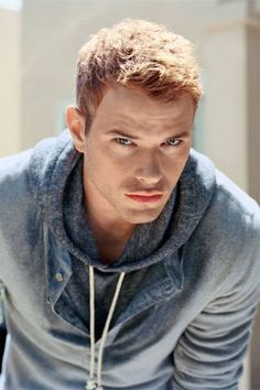 LOVE him. Kellan Lutz is the real deal! (read this interview!)