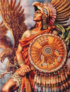 Mi cultura. Aztec