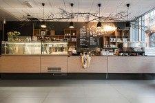 Barratt kaffebar Oslo