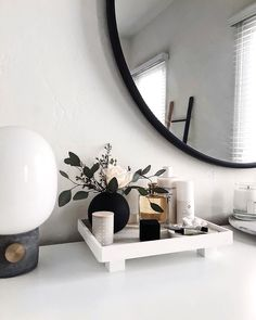 laeti lmx happy LMX Related posts: DIY Wood and Metal Pipe Blanket Ladder Happy Monday guys! To keep up with all of… Bauernhaus X Schreibtisch – building a happy home :) – Room Ideas Bedroom, Home Bedroom, Bedroom Decor, Bedrooms, Ikea Bedroom, Vanity Decor, Vanity Tray, Aesthetic Room Decor, Beauty Room