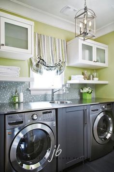 Laundry Room Undermount Sinks : ... Laundry Rooms on Pinterest Laundry rooms, Undermount sink and