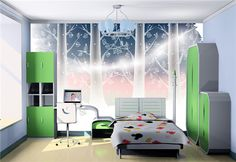 handwrite old city design wall murals for children/wall decoration for bedroom, View handwrite old city design wall murals, clful Product Details from Guangzhou Magic Color Digital Painting Ltd. on Alibaba.com