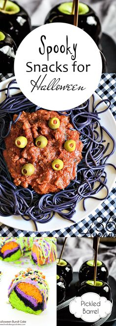 Fun Ideas for A Kid\u0027s Halloween Party ! Ciao ! HOLIDAY Ideas - kids halloween party ideas
