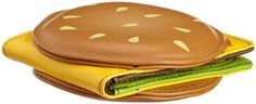 Una hamburguesa como monedero :-P