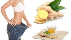 El jengibretiene asombrososbeneficios para perder peso por su efecto termogénico, también es un acelerador del metabolismo y un quemador de grasa cor