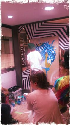 Volcom's artist ans youth, Kyoto