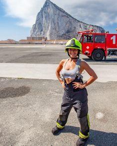 Sexy Firefighter #firefighter #firefighterdaily #firefightershaveaheart #firefighterbrotherhood #firefightergift #firefighterart #firefightermeme #firefighterwedding #firefighterfunnies #firefighterlove #firefighterfit #firefighterandsons #firefighterpranks #firefighterschool #firefighterpost #firefighterstakeaction #firefightershusband #firefighterslife #firefightersoninstagram #firefighters #firefighternurselove #firefightercalendar #firefightershouston #firefighterswife #firefighterwife… Firefighter Wedding, Firefighter Love, Female Firefighter, Badass Women, Sexy Women, Hot Firefighters, Amazing Women, Beautiful Women, Military Women