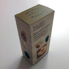 Miller's Harvest #packaging #grafica