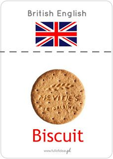 COOKIE vs. BISCUIT