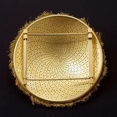 Giovanni Corvaja - The Golden Fleece brooch (back), 2007