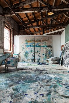 Méchant Studio Blog: studio inspiration