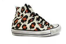 scarpe donna CONVERSE ALL STAR sneakers multicolor tela AH636