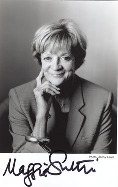 Maggie Smith (2005)