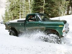"The classic '78-'79 F250 best 4x4 ""Truck"" of all time."