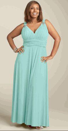 30b7893fc69a 12 Best Plus Size Bridesmaid Dresses images | Bridesmaid dresses ...