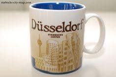GERMANY ICONS   Starbucks City Mugs
