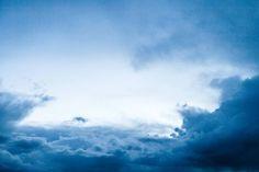 "Saatchi Art Artist Udo Geisler; Photography, ""Blue Clouds (edition of 10)"" #art"