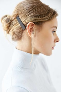 Modern Metal Bobby Hair Pin - Urban Outfitters