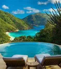 Bienvenidos a Guana Island, un paraiso en el Caribe. http://escapadafindesemana.org/