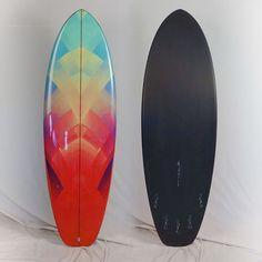 "@uwl_surfboards's photo: ""Repost of a special artwork of the designer Kiandjan on Grumpy Cat a UWL surfboards #artwork #uwlsurfboards #uwl #surf #madeinfrance"""