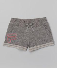 Another great find on #zulily! Heather Ash Shorts #zulilyfinds