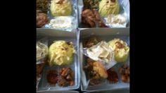 085692092435 Pesan Nasi Box Di Sunter Jakarta Utara Box Delivery, Catering, Chicken, Baking, Ethnic Recipes, Jakarta, Food, Friends, Videos
