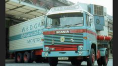 Old Lorries, 111, Big Rig Trucks, Commercial Vehicle, Classic Trucks, Old Skool, Heavy Equipment, The Good Old Days, Transportation
