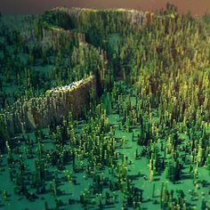#3d #render #c4d #topography #cinema4d by johnkappa