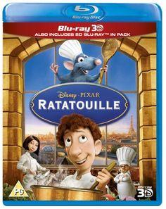 cool Ratatouille [Blu-ray 3D + Blu-ray] Check more at http://www.blurayflix.com/shop/3d-blu-ray/ratatouille-blu-ray-3d-blu-ray/