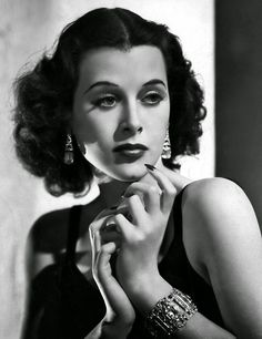 Hedy Lamarr, also invented a frequency hopping device that prevented radio-controlled torpedoes from jamming. Description from pinterest.com. I searched for this on bing.com/images