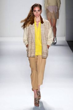 Tracey Reese Spring 2013 Ready-to-Wear Collection