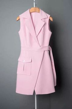 Ideas for dress casual spring long outfit ideas Spring Dresses Casual, Trendy Dresses, Nice Dresses, Summer Dresses, Dress Casual, Casual Summer, Pink Summer, Outfit Summer, Casual Wear