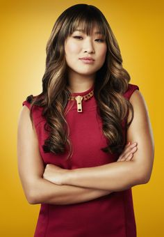 Jenna Ushkowitz as Tina Cohen-Chang in season 4 ♥