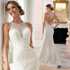 Elegant Wedding Dresses Under 1500 Check more at http://svesty.com/wedding-dresses-under-1500/