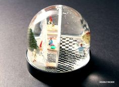 nisse landscape snow globes - Once upon a time, nisses, or tomtes, used to roam around the Scandinavian landscape among humans; the goal of these Nisse Landscape Snow Globes is . Unique Snow Globes, Glass Globe, Luxurious Bedrooms, Vignettes, Modern Contemporary, Creepy, Ornaments, Landscape, Awesome