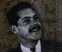 Jaime Saenz is a famous bolivian poet who was born on the 29 October 1921 in La Paz. he made strong statements of his belief in his poetry.