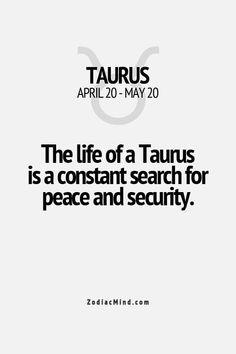 Zodiac Mind - Your source for Zodiac Facts : Photo Sun In Taurus, Taurus And Scorpio, Astrology Taurus, Taurus Quotes, Zodiac Signs Taurus, Taurus Woman, Taurus And Gemini, Taurus Facts, Zodiac Mind