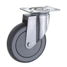 Superb Ruedas giratorias platina Materiale ruota PP TPR Dimensioni x mm x mm x mm Capacit di carico kg kg Tipo cuscinetto cojinete