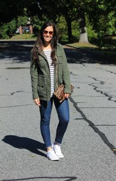 STITCH FIX- I want this jacket in GREEN- Market & Spruce chaplin anorak jacket. Love the casual style of the whole outfit.