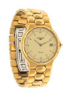 3092025f7f1e Reloj Longines para caballero modelo Conquest. – Nacional Monte de Piedad