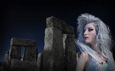 Henge of Stone (Rendered by Erik Pedersen)