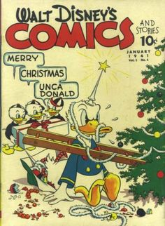Walt Disney's Comics & Stories (Volume) - Comic Vine
